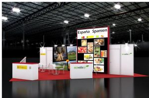 Stand Ecovalia y Ministerio
