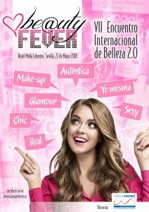 Cartel Beauty fever 2018 definitivo