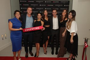 Cosentino Miami team