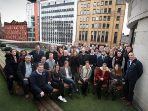 Entire AAFEP Group - Belfast - March 2018