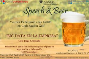 Speech Beer_15 junio_pyrsel consultores