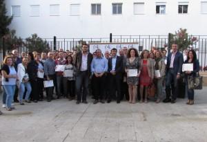Entrega de Ayudas Sociales FCLC 1