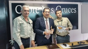 AFA visita Cobre Las Cruces (1)