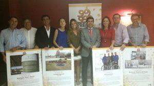 Jurado V Premio Cinco Nueves de FCLC