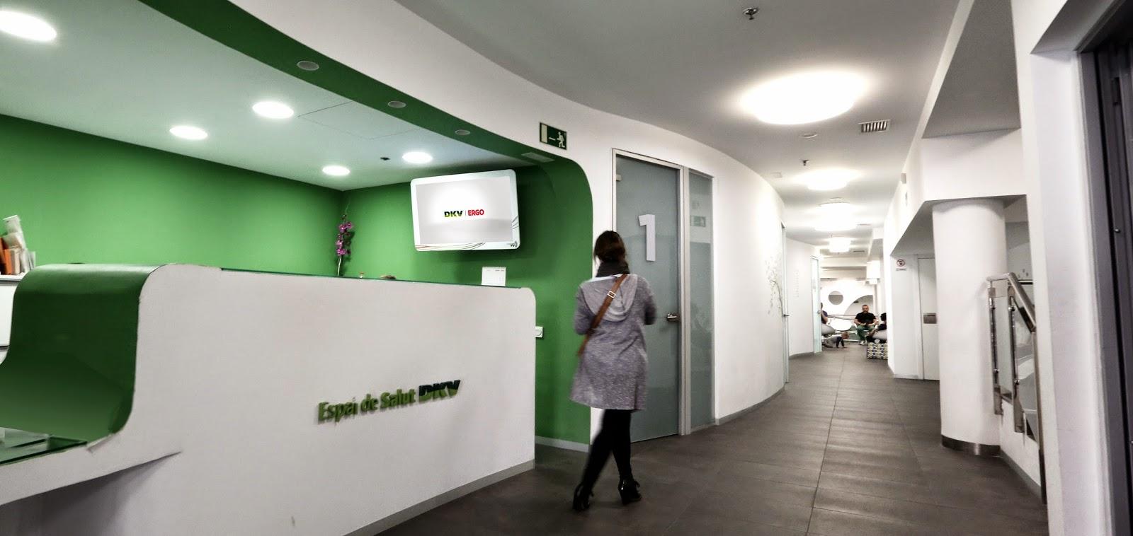 espacio de salud dkv hospitalet carrer de barcelona hospitalet de llobregat