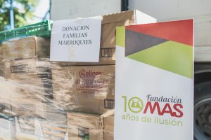Foto_donación Fundación MAS a Fundación Tres Culturas