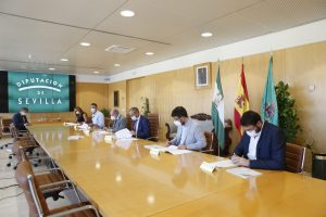 Firma acuerdos FCLC y Ayuntamientos 4