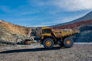 Corta minera CLC