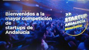 Startup Andalucia Roadshow